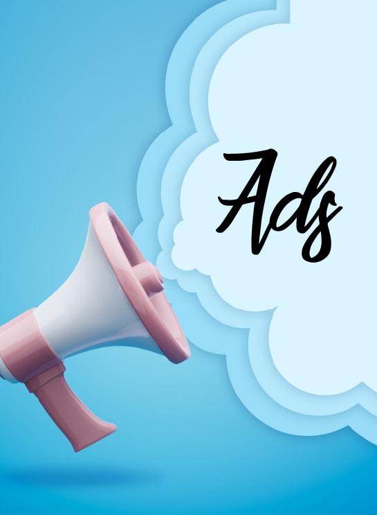 Ads Designing